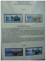 Emissioni Congiunte FRANCIA 2008, France-Vietnam, Joint Issue 2v - 2 Serie Cpl. 4v. Nuovi** - Gemeinschaftsausgaben