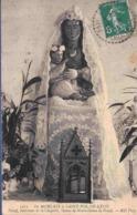 29 TAULE Penzé, Intérieur De La Chapelle, Statue De Notre-Dame De Penzé - Sonstige Gemeinden