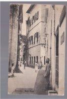 TANZANIA Zanzibar Main Road 1924 Old Postcard - Tanzania