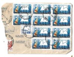 Brazil 1979 SAILING BOATS, Brasiliana 79 Used 10 Stamps - Brazilië