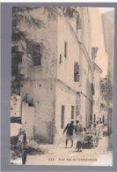 TANZANIA Zanzibar Une Rue Ca 1920 Old Postcard - Tanzania