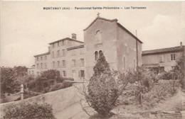 MONTANAY, Pensionnat Sainte Philomène - France