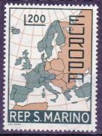 EUROPA - CEPT - Michel -  1967 - SAN MARINO - Nr 890 -  MNH** - 1967