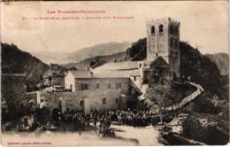 FR66 SAINT MARTIN DU CANIGOU - Labouche 38 - Arrivée D'un Pèlerinage - Animée - Francia