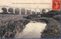 29 SIBIRIL Le Viaduc De Plougoulm - Animée - Sonstige Gemeinden