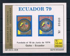 Ecuador 1979 Block 90 ** (oG) - Ecuador