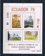 Ecuador 1979 Block 91 ** (oG) - Ecuador