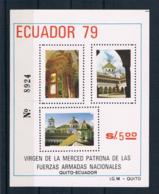 Ecuador 1979 Block 92 ** (oG) - Ecuador
