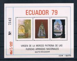 Ecuador 1979 Block 93 ** (oG) - Ecuador
