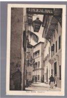 TANZANIA Zanzibar Main Street Ca 1920 Old Postcard - Tanzania