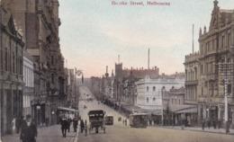 ATTELAGES Bourke Street Melbourne Australie - Otros