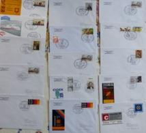 44 Briefe Sonderstempel Veranstaltungen SST München 1985 Teils Echt Gelaufen   #cover 5034 - Sammlungen (ohne Album)