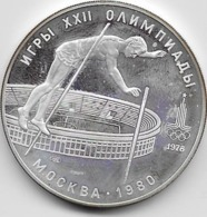 Russie - 10 Roubles - 1978 - Argent - SUP - Rusia