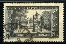 Mónaco Nº 134. Año 1933/37 - Usados