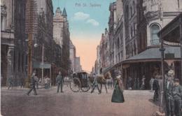 ATTELAGES Pitt St Sydney Australie - Otros
