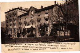 CPA Villa BELLEDONNE - Le TRONCHE Pres GRENOBLE - Pension De (241835) - La Tronche