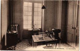 CPA Sanatorium De SEYSSUEL - Le Laboratoire (241858) - Autres Communes