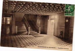 CPA Sanatorium De SEYSSUEL - Vestibule D'entrée (241859) - Autres Communes