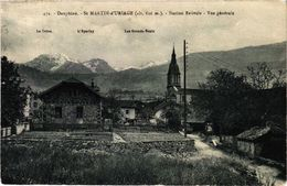 CPA Dauphiné-St-MARTIN-d'URIAGE (alt.626m) Station Estivale - Vue (241882) - Autres Communes