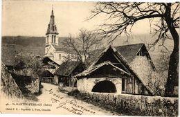 CPA St-MARTIN-d'URIAGE - (241883) - Autres Communes