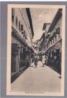 TANZANIA Zanzibar Native Street Ca 1920 Old Postcard - Tanzania