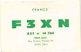 CPA France F 3 X N Ref No 14 764 Rue Thomas Pavillon 19 Feyzin... (243935) - Autres Communes