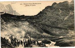 CPA Route Du Frejus (Hte-Maurienne) - Chalets Du Lavoire (243945) - Autres Communes