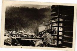 CPA Catastrophe De FOURVOIRIE 1935 Les Caves Eventrées Et Reconvertes (243952) - Autres Communes