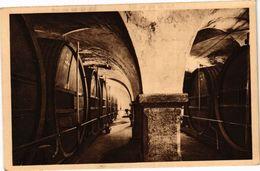 CPA Dauphiné - FOURVOIRIE - Une Des Caves Ou La CHARTREUSE Vieillit (243964) - Autres Communes