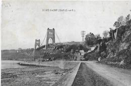La Ville ès Nonais .Le Port Saint Jean. - Other Municipalities