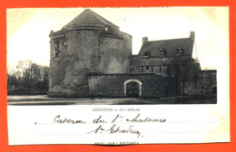 """CPA 21 Auxonne """" Le Chateau """" - Auxonne"""