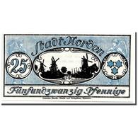 Billet, Allemagne, Norden, 25 Pfennig, Paysage, 1921, 1921-01-06, SPL - Duitsland