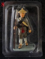 Soldat Plomb Fantassin Annamite 1914 NEUF Sous Blister CBG Hachette - Tin Soldiers