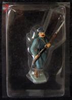 Soldat Plomb Fantassin Français à La Charge 1914 NEUF Sous Blister CBG Hachette - Tin Soldiers