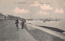 PORT LOUIS  -  Boulevard De La Liberté - La Rade (edts Denot  -2 ) - Port Louis