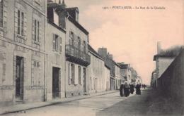 PORT LOUIS  - La Rue De La Citadelle (edts H.L.M  1491 ) - Port Louis
