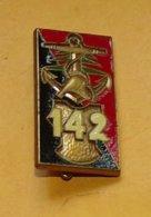 142° Compagnie De Génie De D.I.Ma, FINUL,15° Mandat, Opaque, FABRICANT DELSART SENS ,HOMOLOGATION SANS, ETAT VOIR PHOTO - Heer