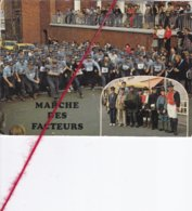 CP 62 -   SAINT POL SUR TERNOISE  - Marche Des Facteurs - Saint Pol Sur Ternoise
