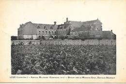 44-Legé- Hôpital Militaire - Legé