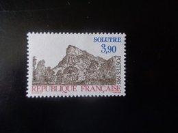 FRANCE   1985     N° 2388   NEUF**   20% - Ongebruikt