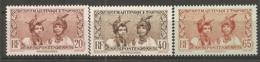 MART - Yt. N° 139 (*), 142, 145   *   20,40,65c  Cote  2,1  Euro  BE   2 Scans - Martinique (1886-1947)