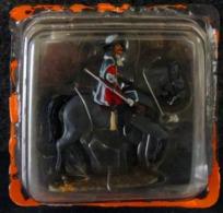 Soldat Plomb Capitaine Des Mousquetaires 1670 NEUF Sous Blister DEL PRADO - Zinnsoldaten
