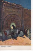 MAROCCO Oilette- MARRAKESH A GATEWAY - Marrakech