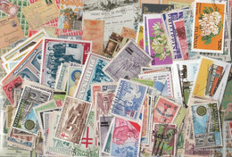 Philippines Stamps-1.200 Different Stamps - Philippines