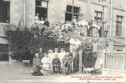 44-Nantes -Croix-rouge Française-Hôpital St Stanislas En 1914 - Nantes