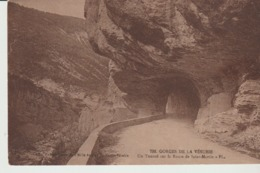 C. P. - GORGES DE LA VESUBIE - UN TUNNEL SUR LA ROUTE DE SAINT MARTIN - F.L.- 792 - Frankreich