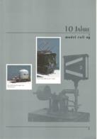 Catalogue MODEL RAIL AG 1994 10 Jahre Baugröße 0 0m 1:45 Brochure - German