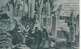 *** TURQUIE *** KONSTANTINOPEL Turkischer Friedhof TTB écrite - Turquie