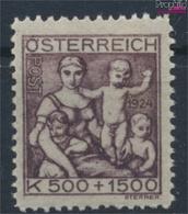 Österreich 444 Mit Falz 1924 Jugend (9348514 - 1918-1945 1. Republik