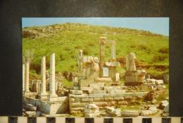 CP  TURQUIE TURKEY -  THE MEMORIAL OF MEMMIUS, EFES - Turquie